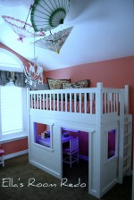 """Ella's """"Pink and Chinese"""" Room — Reveal"""