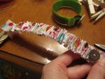 Guest Project: Accordion-style Bracelet Tutorial