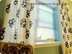 Guest Project — Paint your Curtains!