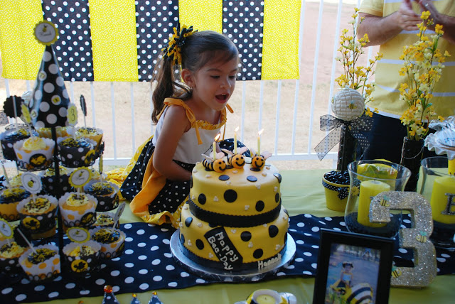 Guest Project — Throw a Fabulous Bumble Bee Party!