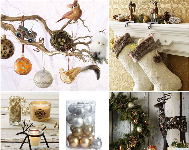 Pier1 Holiday Decorating
