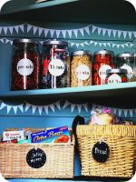 My Pennant Pantry — plus a couple cool things!