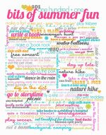 20 Summertime Projects!!