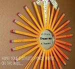Guest Project – Make a Starburst Pencil Mirror! {teacher gift idea}
