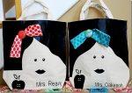 Teacher Appreciation Gift Idea — Make Personalized Tote Bags!!