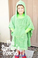 """""""Summer Social"""" Guest Project — The Surfer's Poncho {tutorial}"""