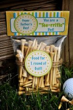"""Guest Project — Father's Day """"Tee-rrific"""" Gift Idea! {and free printable}"""