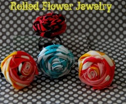 rolled flower jewelry tutorial[4]