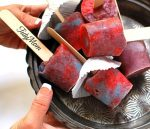 """Summer Social"" Guest Project — Make Handmade Berrylicious Popsicles!!"