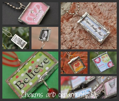 charms collage no border