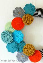 Great Ideas — 25 Fall Wreaths!!