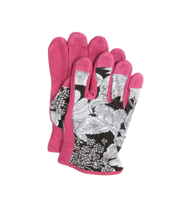 Duncare Black Print Gardening Gloves, Liberty for Target