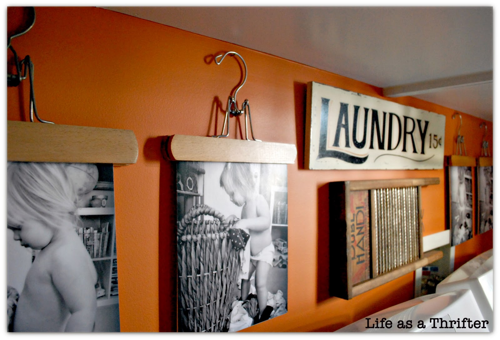Diy Laundry Room Decor Great Ideas 15 Inspired Decorating Solutions Tatertots And