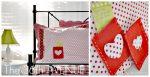 Make Interchangeable Envelope Message Pillows! {tutorial}