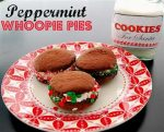 Cookies for Santa Printable, Peppermint Whoopie Pies, and a chance to win a $200 Walmart gift card!