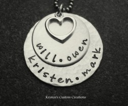 family necklace kcc