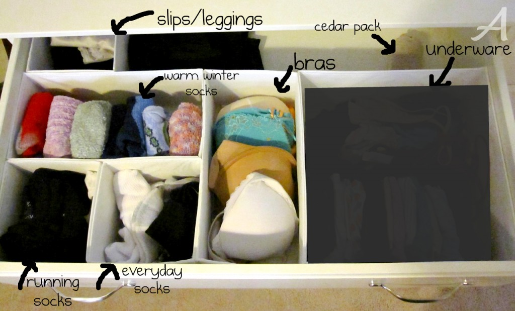 Getting Organized How To Organize Your Closet Amp Dresser