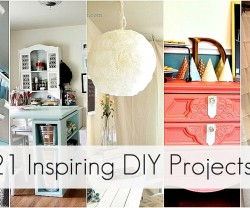 21 inspiring DIY Projects