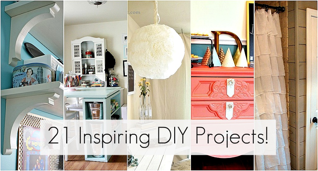 great ideas 21 inspiring diy projects tatertots