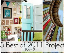 25 best of 2011 projects part 2
