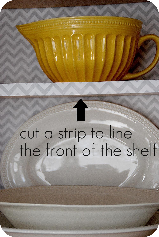 Shelf Paper / Shelf Liner Should I use it? Are you? - Kitchens