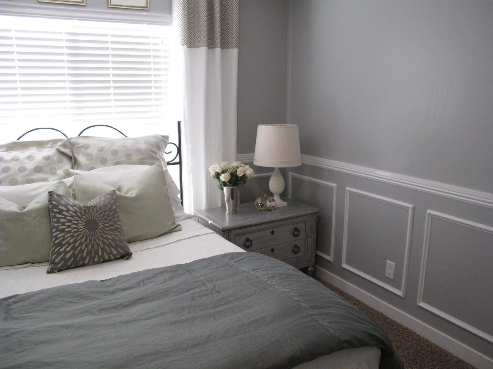 Master bedroom makeover tatertots and jello Master bedroom makeover pinterest