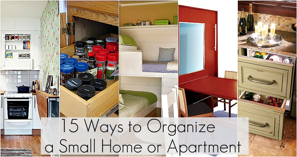 Ideas To Organize Every Area In Your Home