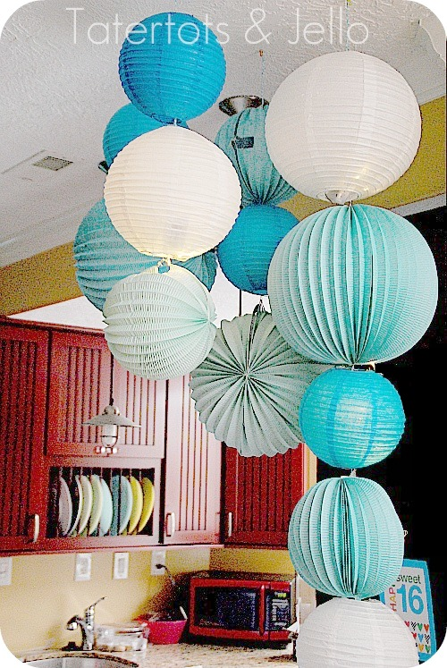 Sweet 16 party plus make a photo booth and a paper for Battery operated lights for craft booth