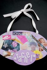 Make Personalized Room Signs (Kids Craft)!!