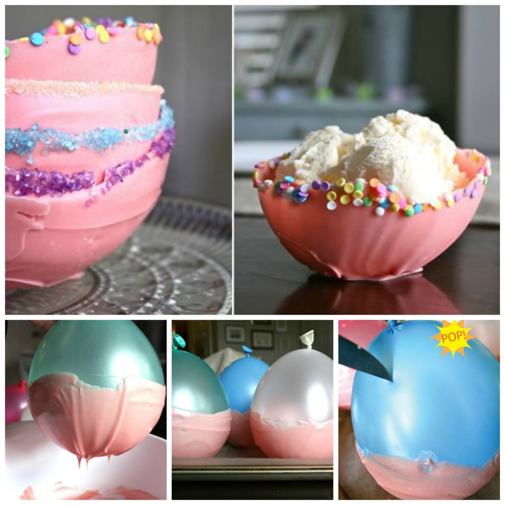 Chocolate Party Bowls