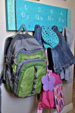 Make a DIY Backpack/Jacket Board!!