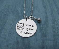 "Kristen's Custom Creations ""Owl Love You Forever"""