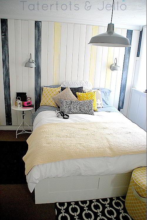 Eye Candy: 10 Basement Bedrooms You'd Actually Want Sleep ... on Teenager Basement Bedroom  id=47932