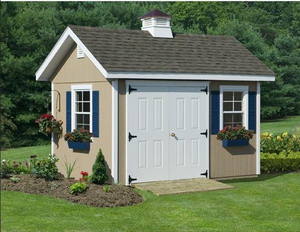 Storage sheds turned into homes pictures - Sheds for small spaces property ...