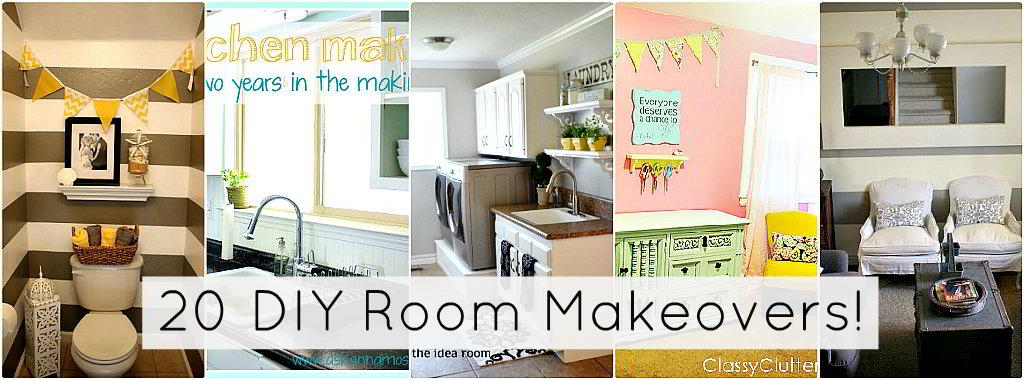 20 diy room makeovers for spring inspiration