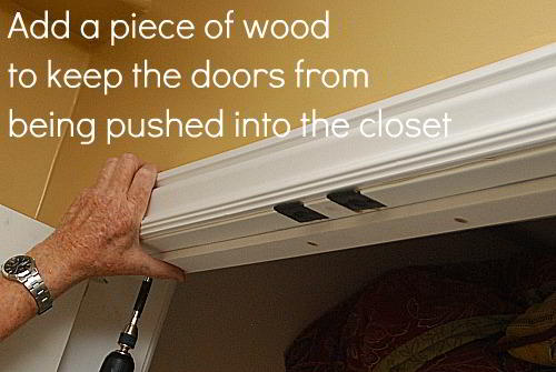 Add A Piece Of Wood To The Back Jpg