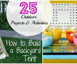 25 outdoor projects