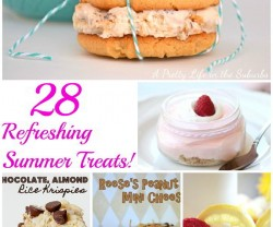 28 refreshing summer treats
