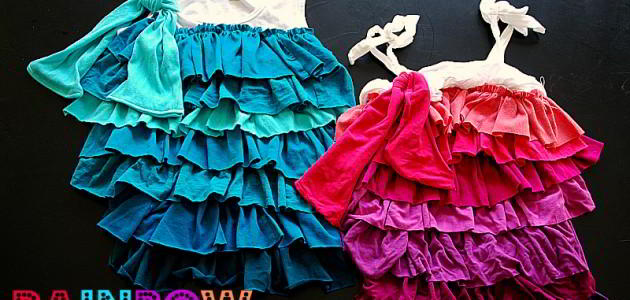 Rainbow clothing store franchise