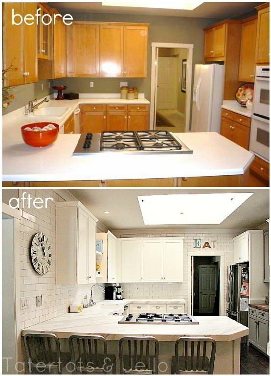 ashley 39 s kitchen remodel before and after