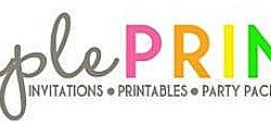 dimple prints logo