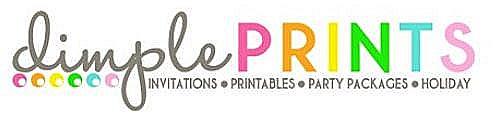 dimple prints logo