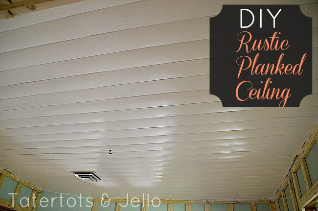 Diy rustic planked ceiling for Describe the mural on the ceiling of the stage