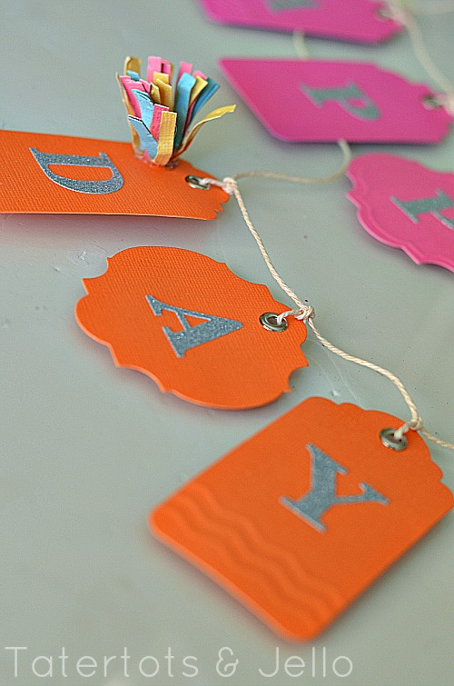 Make DIY Paper Party Hats and Party Decorations!