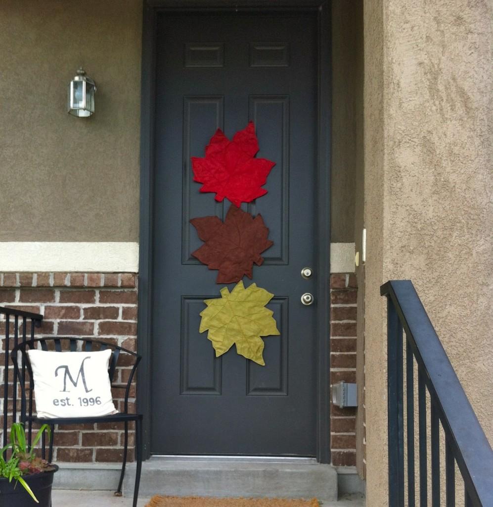 21 Fall Door Decor Projects