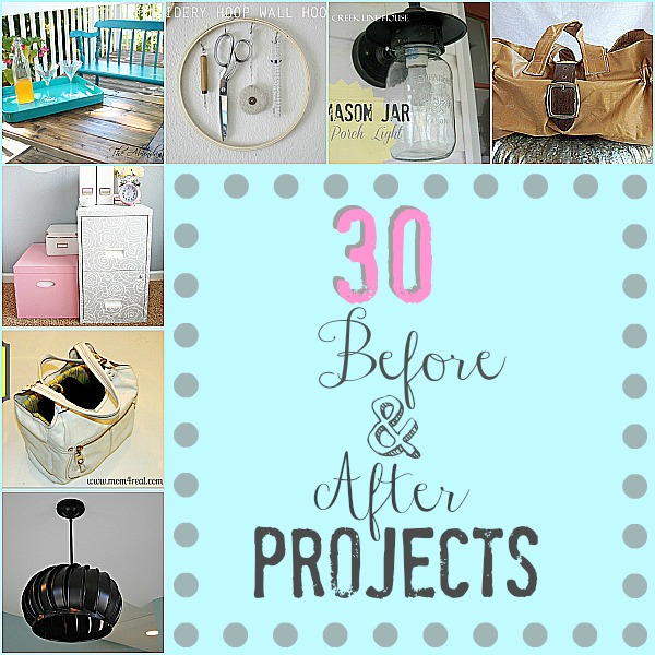 30 before and after projects