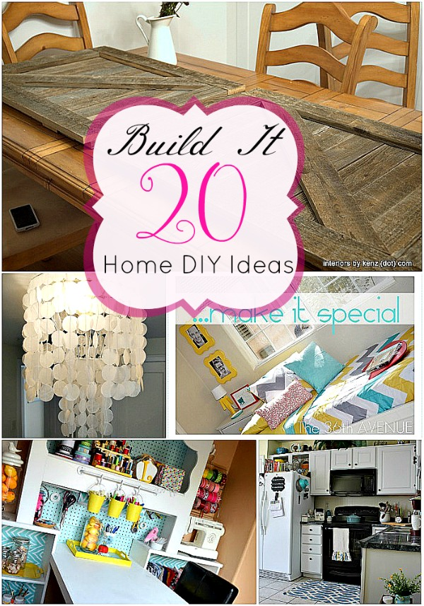 Home diy project ideas