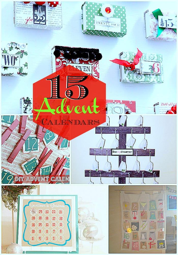 Advent Calendar Ideas On : Advent calendar ideas