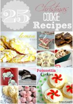 Great Ideas — 25 Delicious Christmas Cookies!!