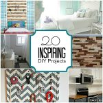 Great Ideas — 20 DIY Projects to Inspire YOU!
